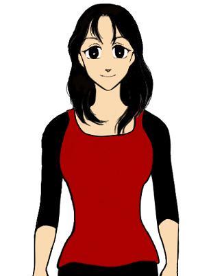 腹筋女子の古美山先生の画像