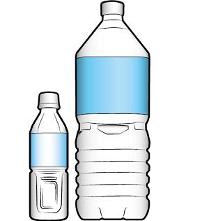 プロテインに混ぜる水の画像